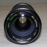 Obiectiv Tokina 80-200mm 1:4.5 montura Minolta M/MD