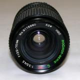 Obiectiv Maginon 35-70mm 1:3.5/4.5 pentru piese sau reparat