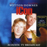 WETTONDOWNES ICON Acoustic Live Broadcast (cd)
