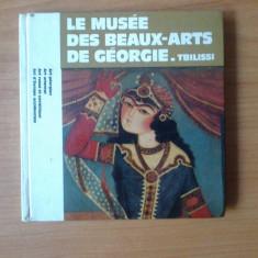 K4 Le Musee des Beaux-Arts de Georgie - Tbilissi - Album Muzee