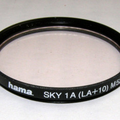 Filtru skylight Hama 1A filet 52mm - Filtru foto