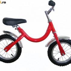 Bicicleta fara pedale, pentru copii, WALKING BIKE. Pret foarte bun! - Bicicleta copii, 8 inch, 12 inch, 3-5 ani, Otel, Numar viteze: 1