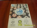 program    Dinamo  Tbilisi  -  Victoria  Buc.