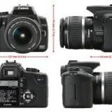 Aparat foto canon 350d - DSLR Canon