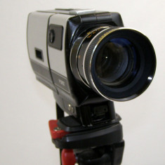Camera filmat Porst reflex ZR448