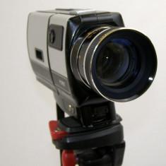 Camera filmat Porst reflex ZR448 - Aparat Filmat
