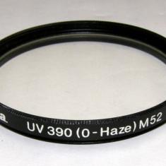 Filtru Hama UV390 M52 52mm - Filtru foto