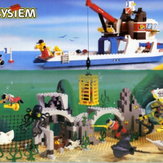 LEGO 6560 Diving Expedition - LEGO Classic