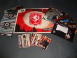 Album Stars of Football 2012 Olanda gol + set complet de stickere nelipite