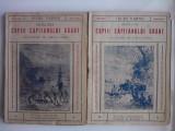 Copiii capitanului Grant-partile II si III (carti vechi) / Jules Verne / C56P