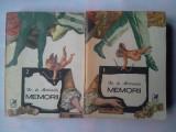 FR. DE MOTTEVILLE - MEMORII (2 VOL.)