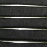4 LINGURITE ARGINT PENTRU ABSINT SAU CEAI - STERLING - COADA LUNGA MODEL FLORAL