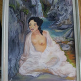 PICTURA IN ULEI nud - Pictor strain, Realism