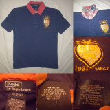 Tricou POLO by RALPH LAUREN  copii 10-12ani  casual ultra seria