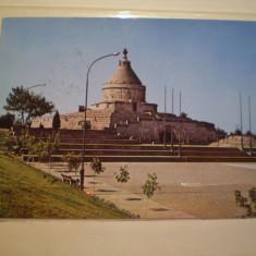 ROMANIA - MARASESTI - MONUMENTUL EROILOR - CIRCULATA, TIMBRATA. - Carte Postala Moldova dupa 1918, Fotografie