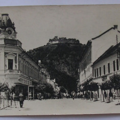 Carte Postala RPR Deva 1956 - Circulata dar fara timbru - Carte Postala Moldova dupa 1918, Fotografie