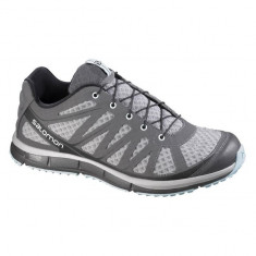 Pantofi trail running Salomon Kalalau (SAL-328155-BCK) - Adidasi barbati Salomon, Marime: 40, Culoare: Negru