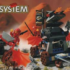 LEGO 3051 Blaze Attack - LEGO Castle