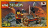 LEGO 3016 Master and Heavy Gun