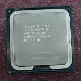 Procesor core 2 duo - dual core intel E7400 2800 MHz 1066 socket lga 775, Intel Pentium Dual Core