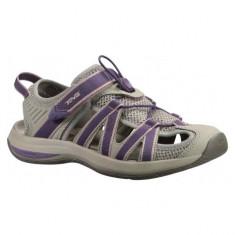 Sandale inchise Teva Rosa (TVA-1002717-PGY) - Sandale dama Teva, Culoare: Gri, Marime: 36, 37, 40, 41