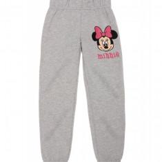 Pantaloni trening fete 4-10 ani - Minnie - art 118836 gri, Marime: Alta