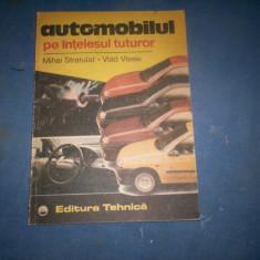 AUTOMOBILUL PE INTELESUL TUTUROR, Alta editura