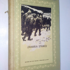 DULAII - Zaharia Stancu Ed. de stat pentru literatura si arta - Roman, Anul publicarii: 1957