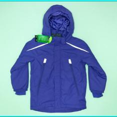 NOUA → Geaca iarna, calduroasa, impermeabila, H&M → fete | 7-8 ani | 122-128 cm, Marime: Alta, Culoare: Mov