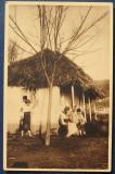 Casa taraneasca,necirculata,perioada interbelica, Fotografie