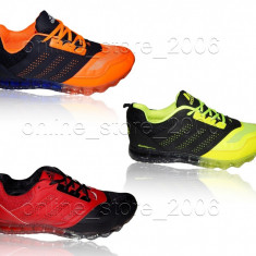 Adidasi ADIDAS Springblade 3 CULORI. LICHIDARE DE STOC! MEGA REDUCERE! - Adidasi barbati, Marime: 43, 44, Culoare: Orange, Verde