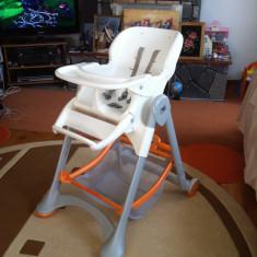 Scaun de masa pentru bebelusi Campione Elegant (produs in Italia) .