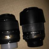 Vand obiectiv 55-200mm f/4-5.6G AF-S DX VR NIKKOR - Obiectiv DSLR Nikkor, Altul, Autofocus, Nikon FX/DX, Stabilizare de imagine
