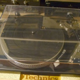 Pick-up Technics SL-2000 Direct Drive, ac nou, poze reale