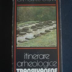 ION HORATIU CRISAN - INTINERARE ARHEOLOGICE TRANSILVANENE - Carte Geografie