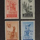 Belgia 1948 - (MI 824-827) - MNH, Nestampilat