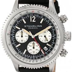 Stuhrling Original Men's 669 01 | 100% original, import SUA, 10 zile lucratoare a12107 - Ceas barbatesc Stuhrling, Quartz