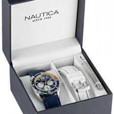 Nautica Men's N09915G Sport Ring | 100% original, import SUA, 10 zile lucratoare a12107 - Ceas barbatesc Nautica, Quartz