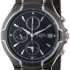 Pulsar Men's PF3547 Alarm Chronograph | 100% original, import SUA, 10 zile lucratoare a12107 - Ceas barbatesc Pulsar, Quartz