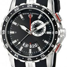 Swiss Legend Men's 10134-01 Delta   100% original, import SUA, 10 zile lucratoare a12107 - Ceas barbatesc Swiss Legend, Quartz
