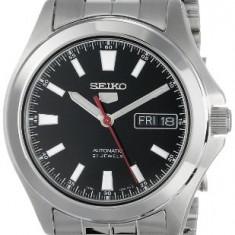 Seiko Men's SNKL09 Automatic Stainless | 100% original, import SUA, 10 zile lucratoare a12107 - Ceas barbatesc Seiko, Mecanic-Automatic