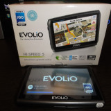GPS Evolio Hi-Speed 5 IGO