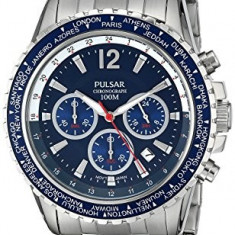 Pulsar Men's PT3579 Analog Display | 100% original, import SUA, 10 zile lucratoare a12107 - Ceas barbatesc Pulsar, Quartz