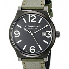 Stuhrling Original Men's 454 3355D1   100% original, import SUA, 10 zile lucratoare a12107 - Ceas barbatesc Stuhrling, Quartz