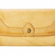 Geanta Frye Campus Large Wallet | 100% original, import SUA, 10 zile lucratoare z12107 - Geanta Dama Frye, Geanta plic, Camel, Piele