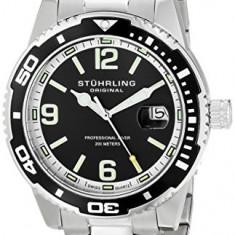 Stuhrling Original Men's 415 01   100% original, import SUA, 10 zile lucratoare a12107 - Ceas barbatesc Stuhrling, Quartz