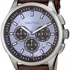 Nautica Men's N16694G NCT 17 | 100% original, import SUA, 10 zile lucratoare a12107 - Ceas barbatesc Nautica, Quartz