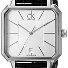 Calvin Klein Men's K1U21120 Concept | 100% original, import SUA, 10 zile lucratoare a12107 - Ceas barbatesc Calvin Klein, Quartz
