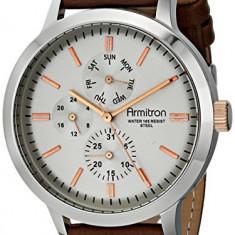 Armitron Men's 20 5021SVSVBN Stainless | 100% original, import SUA, 10 zile lucratoare a12107 - Ceas barbatesc Armitron, Quartz