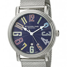 Stuhrling Original Men's 301M 33116 | 100% original, import SUA, 10 zile lucratoare a12107 - Ceas barbatesc Stuhrling, Quartz